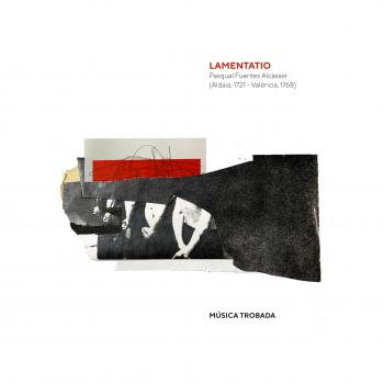 Música Trobada_CD Lamentatio 1